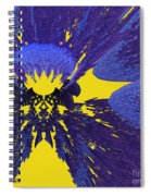Pansy By Jammer Spiral Notebook
