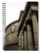Pantheon Spiral Notebook