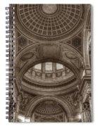 Pantheon Vault Spiral Notebook