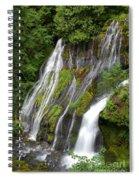 Panther Creek Falls 2- Washington Spiral Notebook