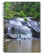 Panther Creek Falls Spiral Notebook