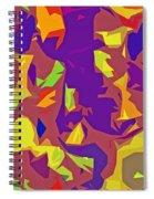 Paper Cuts Spiral Notebook