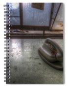 Paper Phone Spiral Notebook