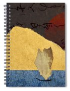 Paper Sail Spiral Notebook