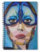 Papillon Spiral Notebook