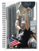 Parade Of Champions Spiral Notebook