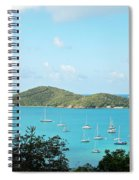 Paradise Awaits Spiral Notebook