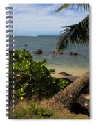 Paradise Awaits Spiral Notebook