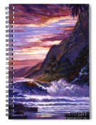 Paradise Beach Spiral Notebook