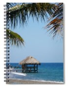 Paradise Escape Spiral Notebook