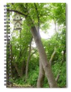 Paradise For Birds Spiral Notebook