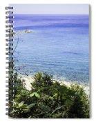 Paradise Found Spiral Notebook