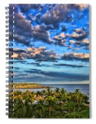 Paradise Is Nice By Diana Sainz Spiral Notebook