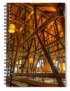 Paradise Lodge Mt Rainier Natl Park Spiral Notebook