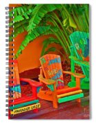 Paradise Lost Spiral Notebook