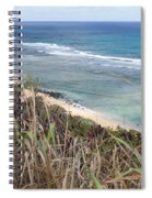 Paradise Overlook Spiral Notebook