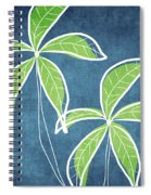 Paradise Palm Trees Spiral Notebook