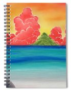 Paradise Panorama Spiral Notebook