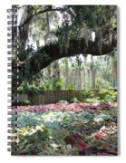 Paradise Perceived Spiral Notebook
