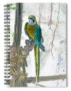 Paradise - Photopower 03 Spiral Notebook