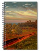 Paradise Road Spiral Notebook