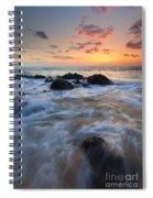 Paradise Surge Spiral Notebook