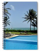 Paradise Vacation Spiral Notebook
