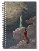 Paradiso  Canto Fourteen Spiral Notebook