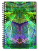 Parallel Universe Ap130511-22 Spiral Notebook