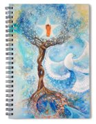 Paramhansa Yogananda - Mist Spiral Notebook