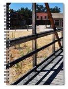 Paramount Ranch Bridge Spiral Notebook