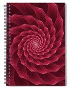 Parawanji Fractal Vortex Spiral Notebook