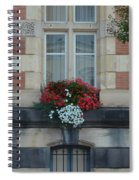 French Stone Spiral Notebook