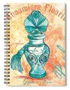 Parfum Spiral Notebook