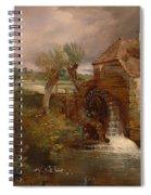 Parham Mill Spiral Notebook