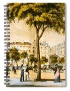 Paris 1878 Spiral Notebook