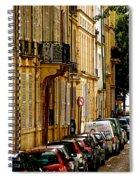 Paris Afternoon Spiral Notebook