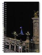 Viva La France Spiral Notebook