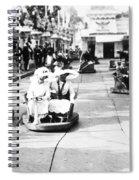 Paris Neuilly Fair, C1900 Spiral Notebook