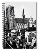 Paris Notre Dame, 1862 Spiral Notebook