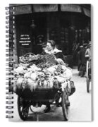 Paris Revictualling Spiral Notebook