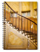 Paris Staircase Spiral Notebook