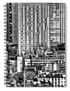 Paris Urban Spiral Notebook