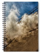 Park Alley Steam Spiral Notebook