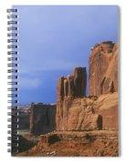 Park Avenue Spiral Notebook