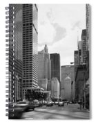 Park Avenue In New York City Spiral Notebook