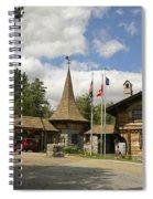 Park Gate Spiral Notebook