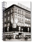 Parker Bridget And Company Department Store - Washington Dc 1921 Spiral Notebook