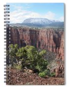 Parker Canyon In The Sierra Ancha Arizona Spiral Notebook