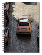 Parking Problems Spiral Notebook